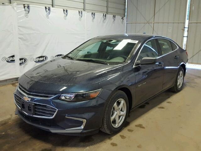 New Chevrolet Volt Orleans >> Auto Auction Ended on VIN: 1G1ZD5ST8JF110088 2018 CHEVROLET MALIBU LT in DC - Washington DC