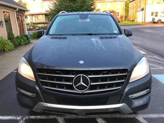 2012 Mercedes-Benz Ml 350 4Ma 3.5L