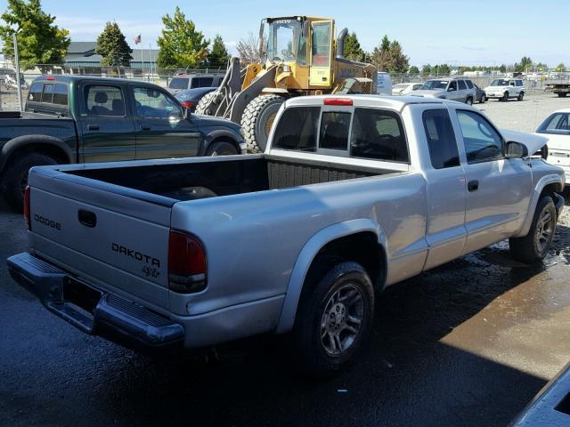 2004 Dodge Dakota Sxt 3.7L