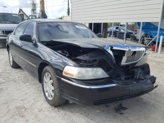 Auto Auction Ended On Vin 2lnhm82v39x609849 2009 Lincoln Town Car S