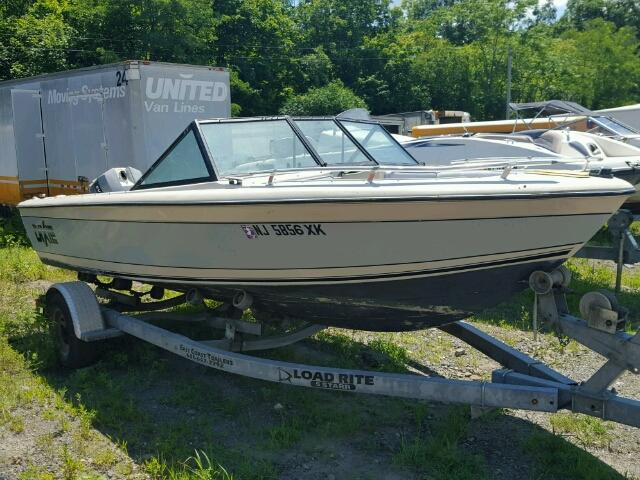 Salvage 1984 Boat DIXIE for sale