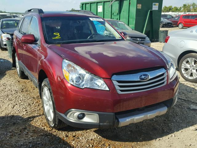4s4brcgc1c3303545 2012 Red Subaru Outback 2 On Sale In Mo St