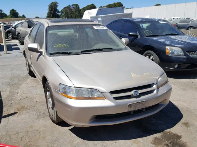 Salvage 2000 Honda ACCORD EX for sale