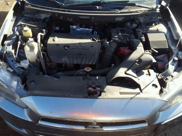 2012 Mitsubishi Lancer Se 2.4L