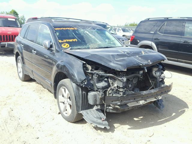 4s4brcsc3d3274199 2013 Black Subaru Outback 2 On Sale In Ks