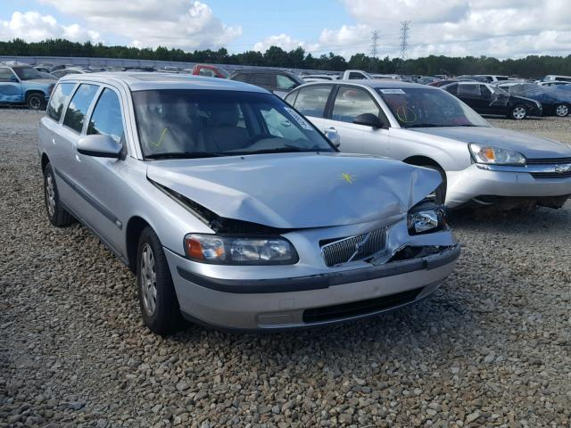 Auto Auction Ended on VIN: YV1SW61R922236557 2002 Volvo V70
