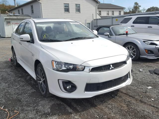 Auto Auction Ended On Vin Ja32u8fw1gu004504 2016 Mitsubishi Lancer Gt In Pa York Haven