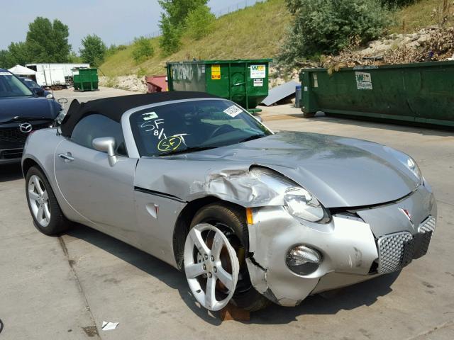 2006 Pontiac Solstice 2 4l
