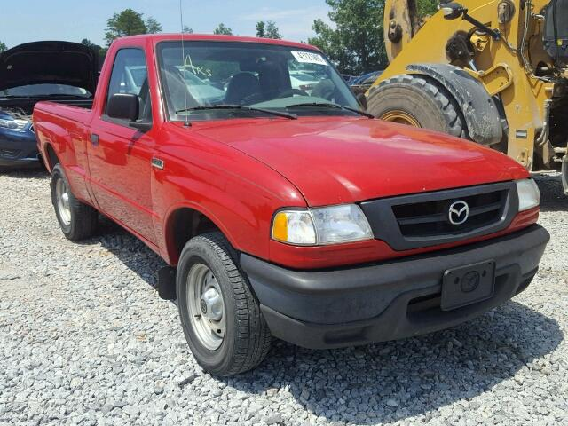 Salvage 2001 Mazda B2500 for sale
