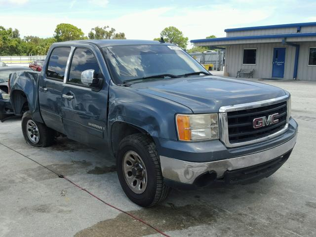 2007 GMC NEW SIERRA 4.8L