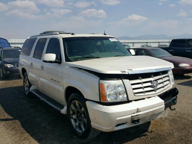 2005 CADILLAC ESCALADE ESV For Sale | MT - HELENA - Salvage