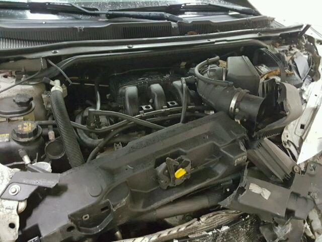 2011 Ford Taurus Se 3.5L