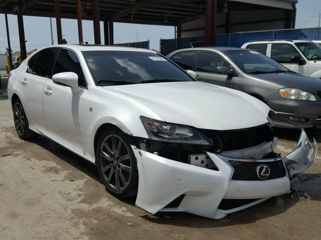 2013 LEXUS GS 350 3.5L