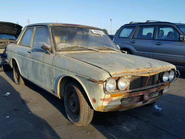 Auto Auction Ended On Vin Pl510046079 1969 Datsun 510 In Ca