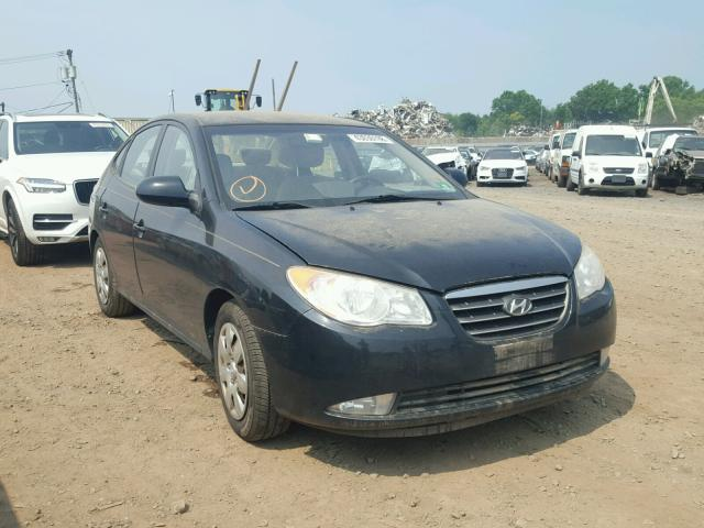 Salvage 2008 Hyundai ELANTRA GL for sale