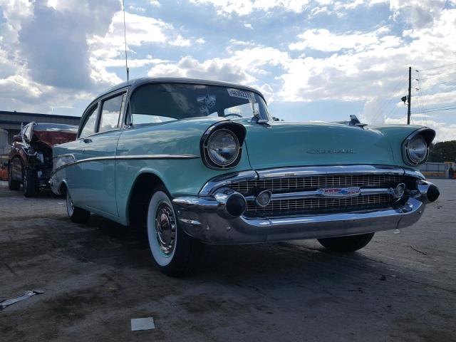 Belair Auto Auction >> Auto Auction Ended On Vin B57f264386 1957 Chevrolet