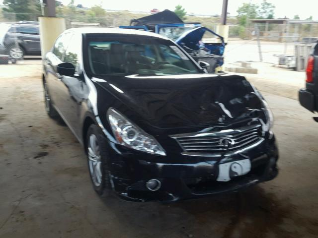 Salvage cars for sale from Copart Gaston, SC: 2013 Infiniti G37