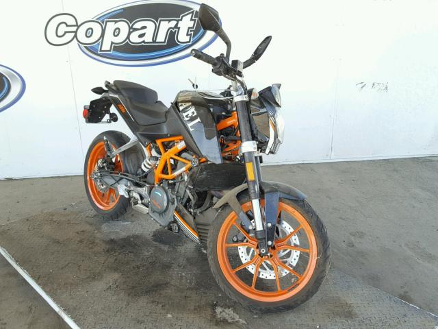 Ktm Motorcycles For Sale Fresno Ca >> Auto Auction Ended On Vin Md2jgj407gc281281 2016 Ktm Rc 390