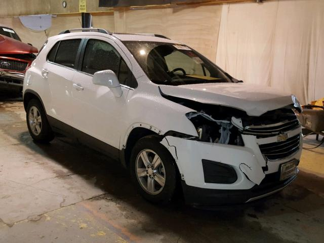 click here to view 2016 CHEVROLET TRAX 1LT at IBIDSAFELY