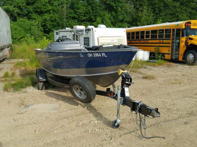 Salvage 2015 Lund 1850 XS for sale