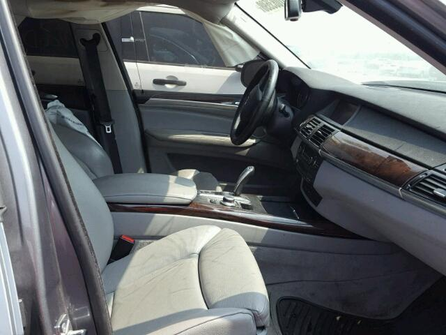 Auto Auction Ended on VIN: 5UXFE83508LZ47064 2008 BMW X5 4 8