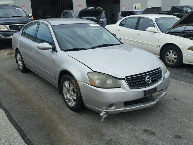 1n4al11d85c343783 2005 Silver Nissan Altima S On Sale In Mo