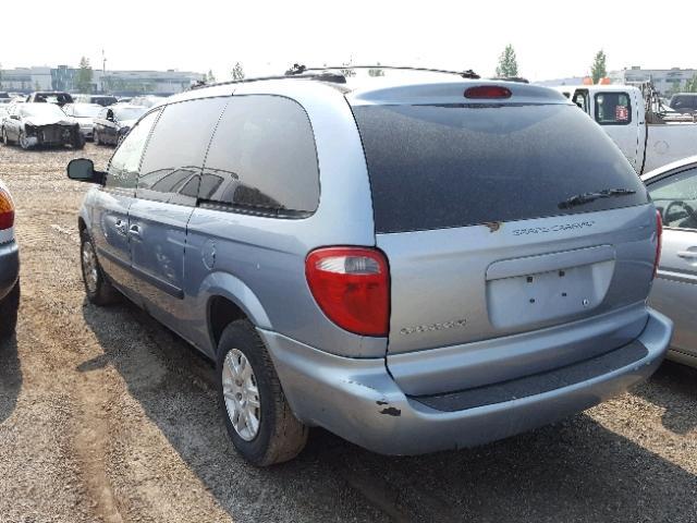 2005 DODGE GRAND CARA 3.3L