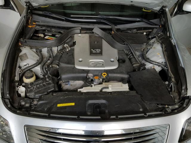 2008 Infiniti G35 3.5L
