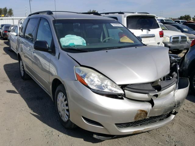 2006 Toyota Sienna Ce 3.3L