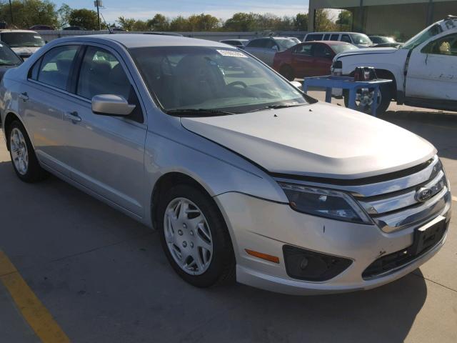 2010 Ford Fusion Se 2.5L
