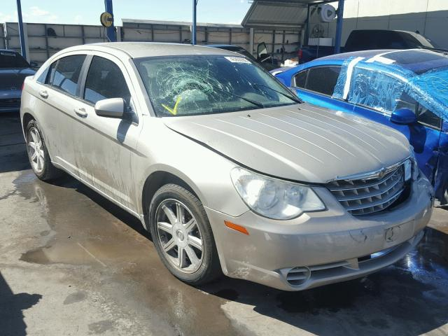 Salvage 2008 Chrysler SEBRING TO for sale