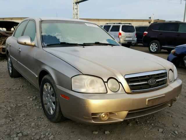 Auto Auction Ended on VIN: KNAGD126X65466134 2006 Kia Optima