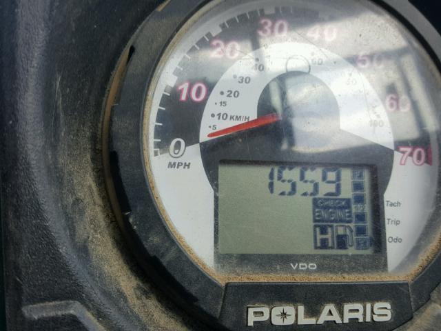2007 POLARIS RANGER 6X6 2