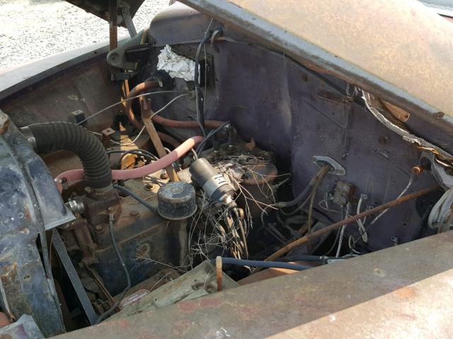 Auto Auction Ended On Vin 20426601 1950 Plymouth Special Dx In Ga. 1950 Plymouth Delux. Plymouth. 1950 Plymouth Wiring Electrical At Scoala.co