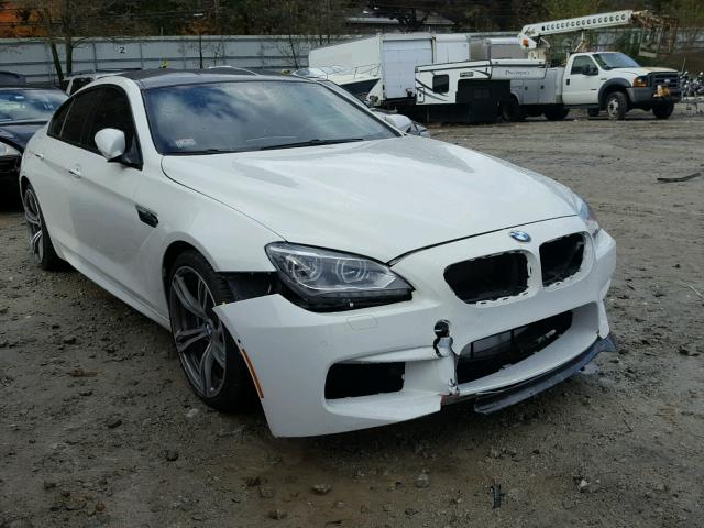 2014 Bmw M6 Rebuilt Salvage For Sale: 2014 BMW M6 GRAN COUPE For Sale