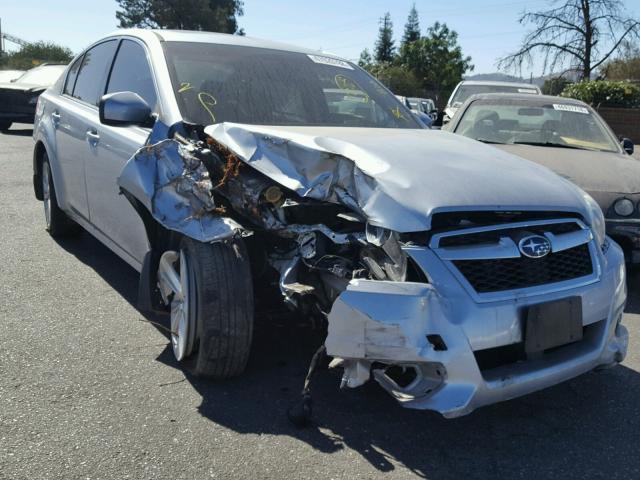 Salvage 2013 Subaru LEGACY 2.5 for sale