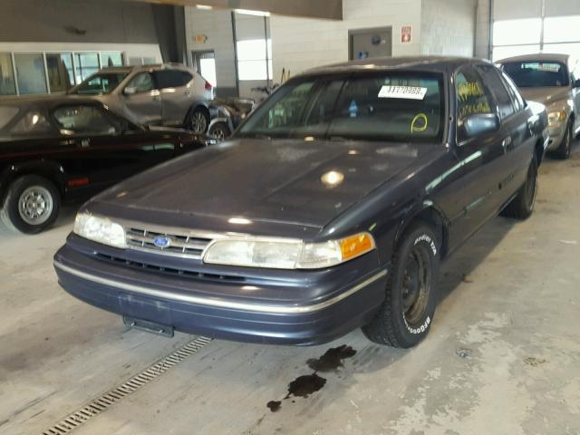 97 ford crown victoria police interceptor