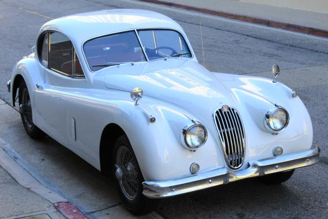 s815903 1957 white jaguar xk140 on sale in ca long beach lot