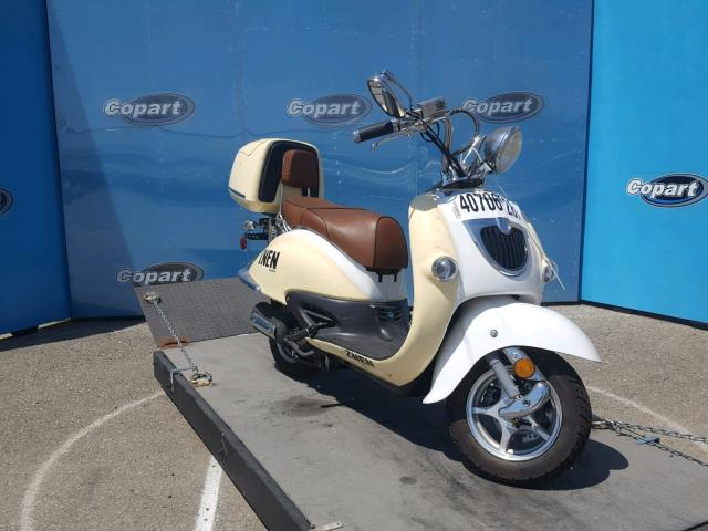 2012 ZNEN SCOOTER Photos - Salvage Car Auction - Copart USA