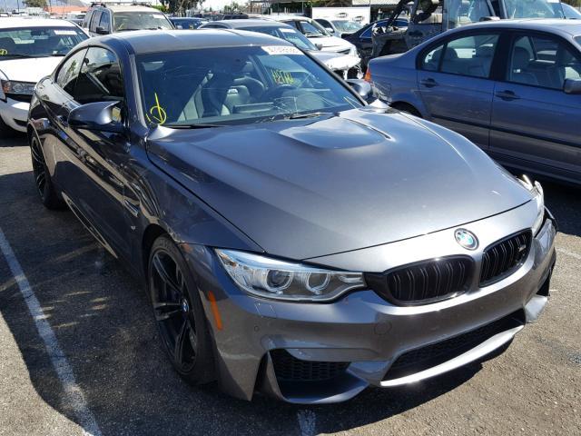 2016 BMW M4 Photos   CA - VAN NUYS - Salvage Car Auction on