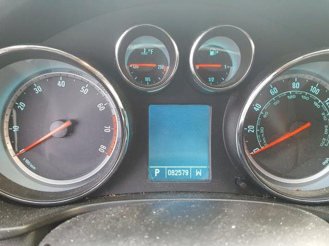 2011 Buick Regal Cxl 2.4L