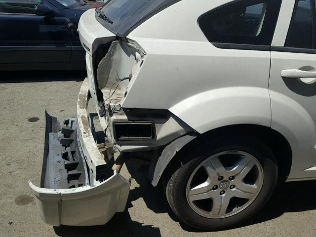 2009 Dodge Caliber Sx 2.0L