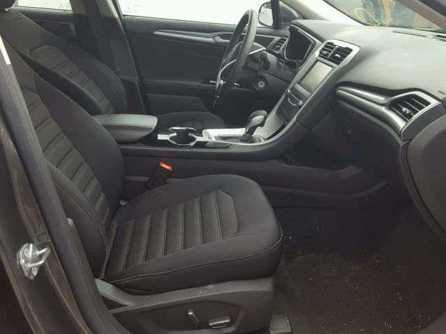 2015 Ford Fusion Se 2.5L