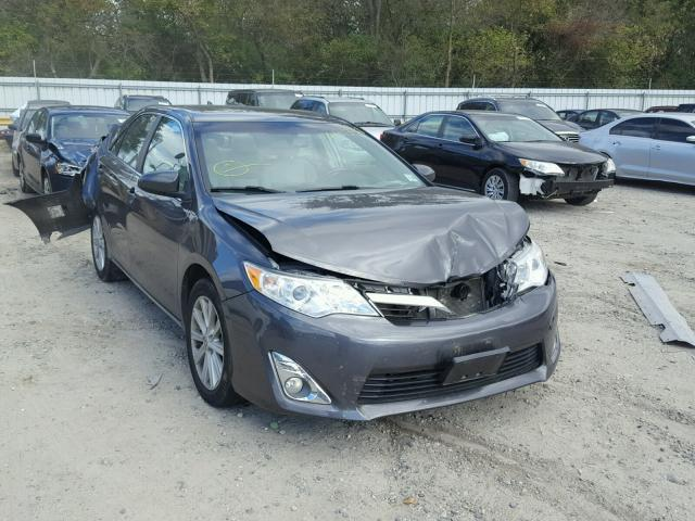 Salvage 2014 Toyota CAMRY SE for sale
