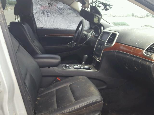 2012 Jeep Grand Cher 3.6L