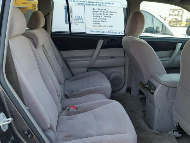 auto auction ended on vin jtees42a882039833 2008 toyota highlander