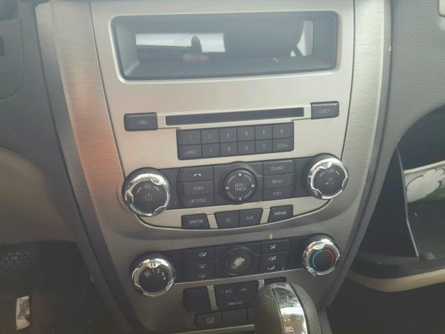 2012 Ford Fusion Se 2.5L