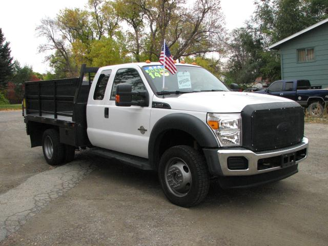 2014 FORD F450 SUPER DUTY
