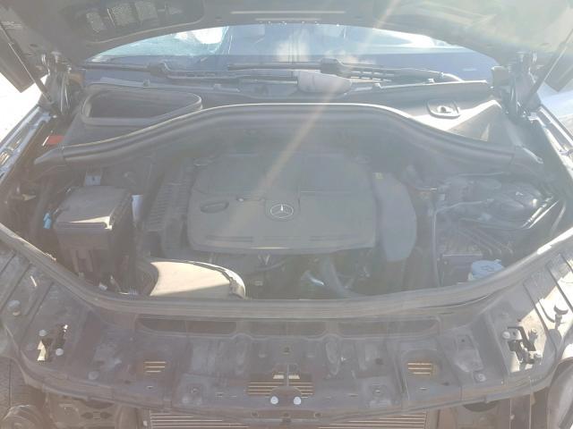 2012 Mercedes-Benz Ml 350 4Ma 3.5L