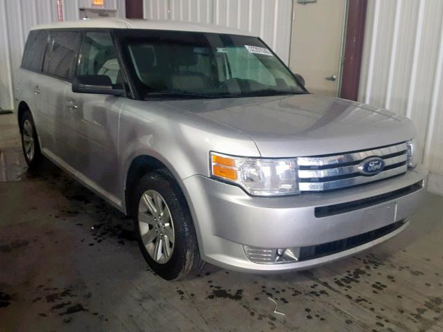 Salvage cars for sale at Harleyville, SC auction: 2012 Ford Flex SE